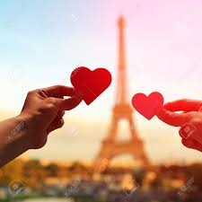 Image result for paris hearts