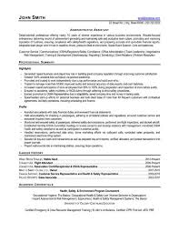 skills for administrative assistant resume administrative examples of resumes for administrative positions