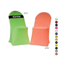 item 4781 spandex complete chair cover slip cover for banquet folding chairost other seats