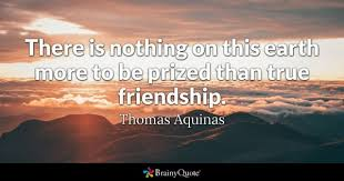 Quote About Friendship Best Friendship Quotes BrainyQuote