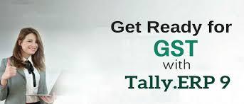 Tally ERP9 and GST - Industrial Training in Chandigarh