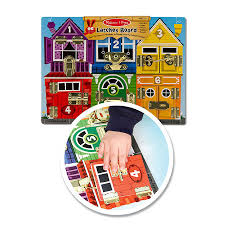 Save melissa and doug puzzle to get email alerts and updates on your ebay feed.+ Customer Reviews Of Latches Board By Melissa Doug