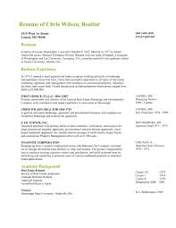 22 Unique Real Estate Agent Resume Units Card Com