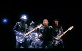Daft Punk - Get Lucky | Daft punk, Good music, Music videos