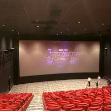 Located at the coastal city's red sea mall, the cinema boasts of 12. Mag Cinema Speakers In The Movie Theater Of Saudi Arabia