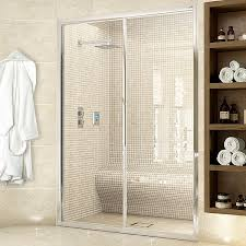 aqata exclusive es300 sliding shower door 1500
