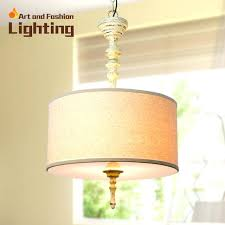 linen drum pendant top level linen drum pendant vintage beige pendant lights good quality living room light romantic light linen drum pendant chandelier