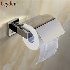 bathroom tissue. Perfect Tissue Leyden Toilet Paper Holder Cover SUS304 Stainless Steel Wall Mounted  Brushed Nickel Chrome Bathroom Tissue In L