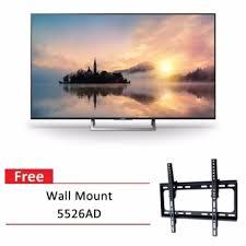 sony kd55x7000e. sony kd-49x7000e smart hdr 4k uhd tv (foc wall mount) kd55x7000e