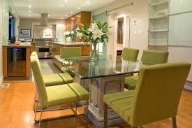 houzz dining tables glass door table dining room contemporary with glass tabletop sliding door u shaped