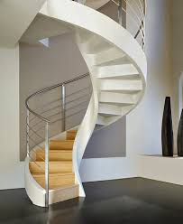spiral staircase lighting. Spiral Staircase In Lightweight Concrete By Rizzi Lighting