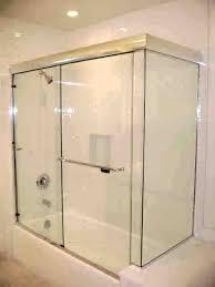 shower doors for bathtubs bathtub sliding shower doors sliding shower doors frameless sliding frameless shower doors