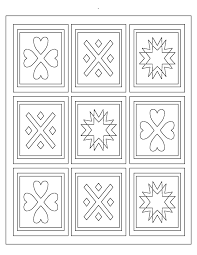 Small Picture quilt coloring pages preschool Google Search A little Class