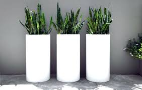 large white garden planters outdoor and patio grey corner tall with wooden planter plastic nz corne