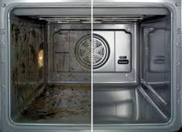 Oven aangekoekt schoonmaken