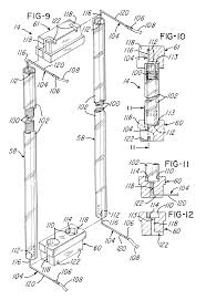 patent us upright radiant electric heating appliance patent drawing