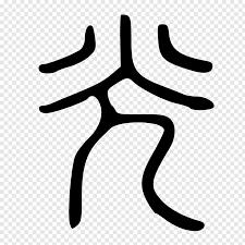 Chinese Symbol Of Light Light Seal Script Wiktionary Shuowen Jiezi Wikipedia