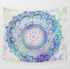 bathroom hot vanitas mandala tapestry wall hanging moroccan indian printed decorative tapestries two sizes available