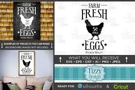 farm fresh eggs sign svg farm fresh eggs svg farmhouse sign svg printable farmhouse