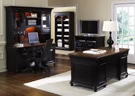 Desk Home Office Furniture Set Collection