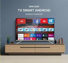 TRẢ GÓP 0%] Smart Tivi Asanzo 40 inch Full HD - Model 40VS9 / 40AS350 /  40ES900 Android Tivi Giá Rẻ - Bảo Hành 2 Năm