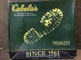 Cabela S Wader Size Chart Details About Cabelas Boor Foot Wader 83 0086 Fishing Hunting New In Box