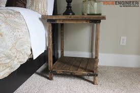 Image Woodworking The Spruce Crafts Simple Square Side Table Free Diy Plans Rogue Engineer