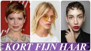 Hoe Trendy Korte Kapsels Dames 2018 Je Kapsels Halflang Haar