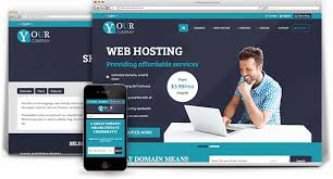 professional webtemplate html template for web hosting providers a highly