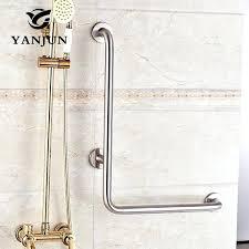 bathtub safety bar degree grab bar bathroom safety rail anti slip grip with concealed mounting bathroom bathtub safety bar