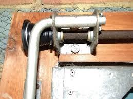 spring support bracket rerplacement