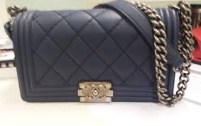 Chanel Boy Quilted Flap Bag At Printemps | Bragmybag & Chanel Boy Quilted Flap Bag At Printemps Adamdwight.com