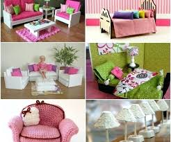 homemade barbie furniture ideas. Diy Barbie House Furniture And Ideas Creative Crafts . Homemade B