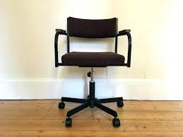 top oak swivel chair retro swivel desk chair vintage office chair from retro swivel chair vintage