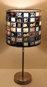 unique diy lighting. Innovative Cool Lamp Shade Super Diy Slide Film Made From Old Slides Can Unique Lighting D