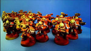 Miniatures Painting Fire images