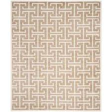 amherst wheat beige 8 ft x 10 ft indoor outdoor area rug
