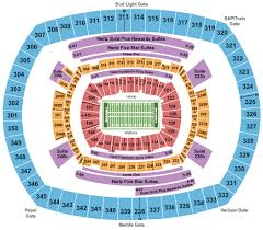 Metlife Seating Chart One Direction Metlife Stadium Seating Chart Section Row Seat Number Info