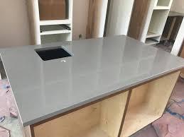 gray quartz kitchen countertops artificial solid surface quartz countertops