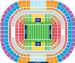Edward Jones Dome Seating Chart Football Nfl Football Stadiums St Louis Rams Stadium Edward