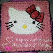 Kue Ultah Hello Kitty Shopee Indonesia