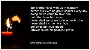 Loss Of Brother Quotes Impressive Sympathy Quotes For Loss Of Brother Friendsforphelps