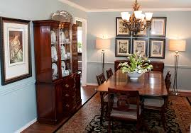 Chair Rail Painted The Same Color As The Walls Dining Room - Dining room color ideas with chair rail