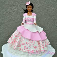 Princess Doll Cakes Grated Nutmeg