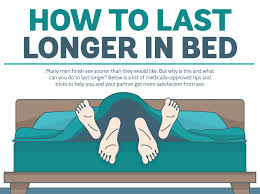 Ways of staying longer during penetration