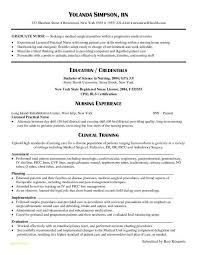 Resume Nurse 25 Licensed Practical Nurse Resume Sofrenchy Resume Examples