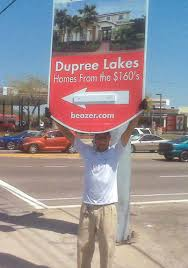 sign twirler sign holders are newest trend in advertising