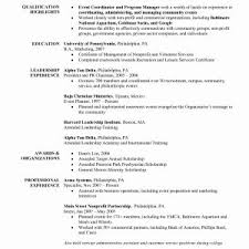 Event Planner Resume Inspirational Wedding Planner Resume Beautiful