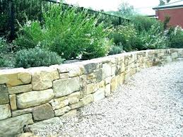 home depot retaining wall block cottage stones
