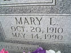 Mary Lois Rhodes Crosby (1910-1990) - Find A Grave Memorial